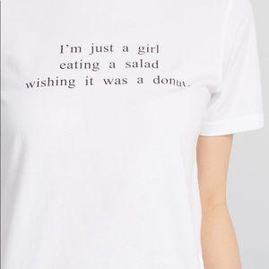 NWT ModCloth funny t shirt